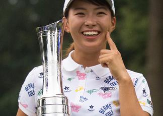 女子プロゴルファー・渋野日向子選手の強さの秘密はセロトニン⁉